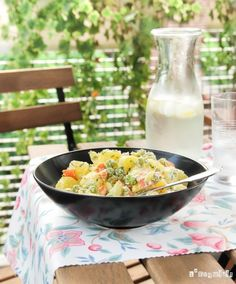 Ensalada crujiente de patata | L'Exquisit