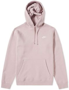 Nike Club Pullover Hoody Nike Club Pullover Hoody <br> Buy the Nike Club Pullover Hoody in Particle Rose & White from leading mens fashion retailer END. - only Fast shipping on all latest Nike products Nike Outfits, Style Outfits, Outfits For Teens, Trendy Outfits, School Outfits, Summer Outfits, Hoodie Outfit, Raincoat Outfit, Sweater Hoodie
