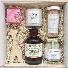 Teak & Twine | Custom Gift Box