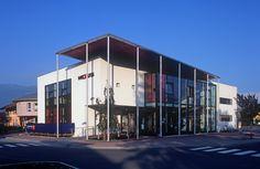 Nexus Saalfelden: Bunt gemischte Kunst & Kultur unter einem Dach. Bunt, Culture