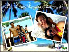 Krisha Cayaban, Boracay '12