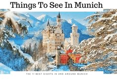 Munich is quite famous for its Oktoberfest, but what else is there to see and do apart from the big party in October? These are the things to see Big Party, Have Time, Munich, Travel Tips, Germany, October, Easy, Oktoberfest, Travel Advice