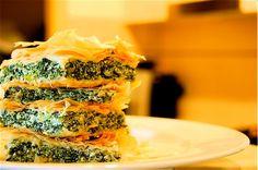 spanakopita. a great greek classic. recipe: http://souvlakiforthesoul.com/spanakopita-spinach-and-fetta-pie