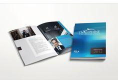 Création du rapport d'activité 2012 de l'Université Paris Dauphine