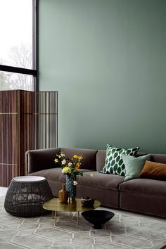 Interior color trends: Rhythms of Life collection by Jotun (See more)