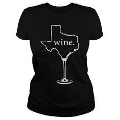 Wine Texas Shirt