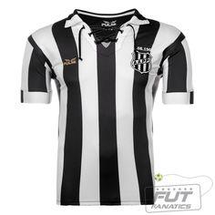 Camisa Pulse Ponte Preta Retro 1900 - Fut Fanatics - Compre Camisas de  Futebol Originais Dos Melhores Times do Brasil e Europa - Futfanatics a1b40c2dcd050