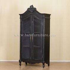 2 Doors Display Cabinet