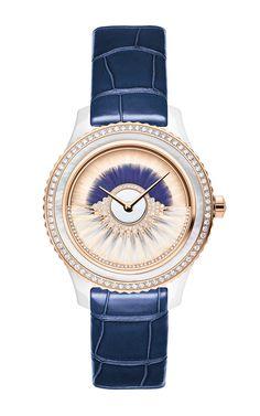 "DIOR VIII Grand Bal ""Cancan"" Pink Gold And Ceramic - Preorder now on Moda Operandi"