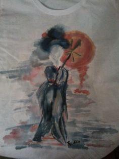 Jump out of monotony: Memoirs of a Geisha