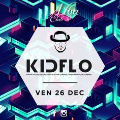 "Flyer ""KIDFLO"" / Alba Bastia"