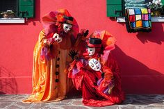 Conspiring For Fun Photograph by Zina Zinchik - Conspiring For Fun Fine Art Prints and Posters for Sale #photography #zinazinchik #venicecarnival
