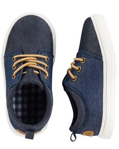 8ab2788a58c Carter s Denim Casual Sneakers