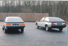 OG   1980 Renault Fuego   Clay models