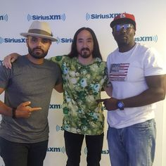 EDM DJ Steve Aoki talks about working out and his favorite fighter