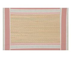 Lugar Americano Carmel Stripes - 38X48cm