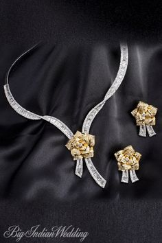 Amaris Jewels floral-inspired jewellery
