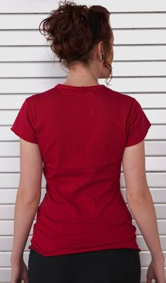 Great Site for Ideas!  - Upscale handmade clothing, etc. for sale - This top is $330! - Back