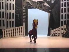 "Picasso and Dance. Parade, 1917   Diaghilev's ""Ballets Russes"" Ballet ""Parade"" - 1917  Sets and costumes - Pablo Picasso Music - Erik Satie Scenario - Jean Cocteau"