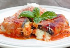 Roasted Eggplant Rollatini | Tasty Kitchen: A Happy Recipe Community!