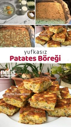 Yufkasız Patates Böreği (Videolu) – Nefis Yemek Tarifleri How to Make Pastry Rolls (With Video) Recipe? Delicious Cake Recipes, Yummy Cakes, Yummy Food, How To Make Pastry, Cake Oven, Wie Macht Man, Turkish Recipes, Cake Quotes, Food Videos