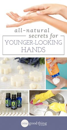 8 Natural Remedies For Attractive, Youthful Hands