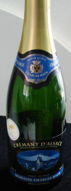 Charles Baur Cremant Blanc de Blanc cherieduvin.wordpress