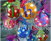 View Holidays by pinksevendesigns on Etsy