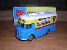 Code 3 Corgi Toys Sales Promotional Toy Van