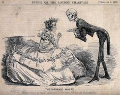 Fatal Victorian Fashion and the Allure of the Poison Garment