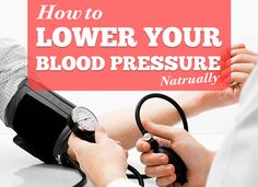 """""""How can I lower my blood pressure naturally? I'm tired of dealing with the negative side-effects of medications. And for whatever reason, diet and exercise doesn't seem to help that much."""" #Hearthealth #Bloodpressure"""