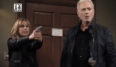 luke and laura 2015 | Genie Francis, Tony Geary & Emma Samms In Summer Scorcher Promo From ...