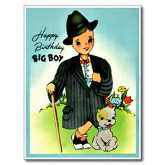 $$$ This is great for          	Big Boy and Puppy - Retro Happy Birthday Post Card           	Big Boy and Puppy - Retro Happy Birthday Post Card so please read the important details before your purchasing anyway here is the best buyDiscount Deals          	Big Boy and Puppy - Retro Happy Birth...Cleck Hot Deals >>> http://www.zazzle.com/big_boy_and_puppy_retro_happy_birthday_post_card-239794535676307124?rf=238627982471231924&zbar=1&tc=terrest