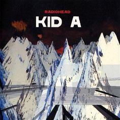 Kid A-  Radiohead
