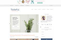 Tasteful Feminine WordPress Themes using the Genesis Framework
