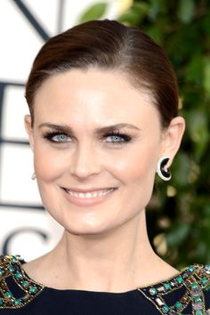 Looks de belleza en los Golden Globes