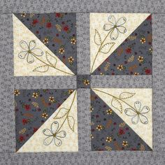 Quiltmaker's 100 Blocks Vol.14 Blog Tour: Day 3