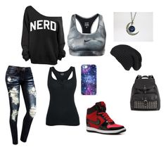 """""""Untitled #12"""" by country-girl-forever-music ❤ liked on Polyvore featuring NIKE"""
