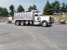 Peterbilt Trucks, Dump Trucks, Dump Trailers, Garbage Truck