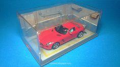 "Mercedes SLS AMG in Diorama Parking ""Dirty version""  #slot #diorama #132scale #base  #scalextric #ninco #carrera #slotit #diecast #hotwheels #resin #miniature #art #airbrush #modelism #hobby #modelismo #parking #dirty #dust #sucio #polvo #maqueta #modelcar #rally #mercedes #sls #amg"