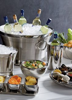 Burly Very Cool Recipes With Ground Beef Sandwiches Pina Colada, Wine Chiller Bucket, Beverage Tub, Beef Sandwich, Beverages, Drinks, Luau Party, Ground Beef Recipes, Quick Recipes