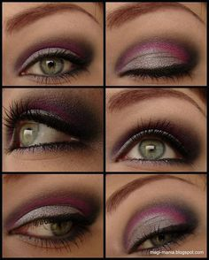 Magimania – Beauty Blog | Die 80er: Makeup-Versuch Nr. 2 http://www.magi-mania.de/die-80er-versuch-zwei/
