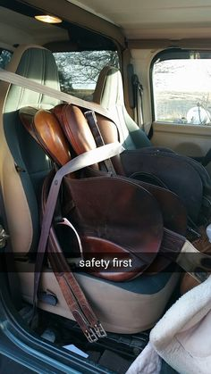 remember kids, safety is always first
