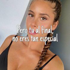 @cami 😔✨🥀 . . . . . . [IGNORAR TAGS] #camila #gallardo #frasesdeldia #frasesenespañol #frasesdeamor #fraseseningles #frasesdeamor… Camila Gallardo, Instagram, Frases, Eyes, Singers, Celebrity