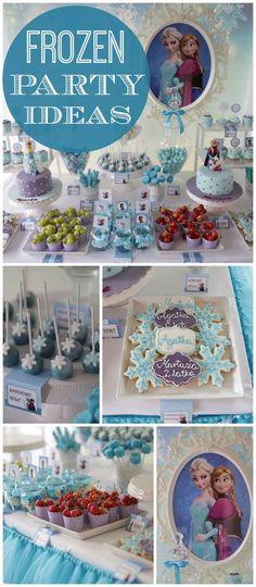 Anna cake, Frozen birthday party and Frozen birthday on Pinterest