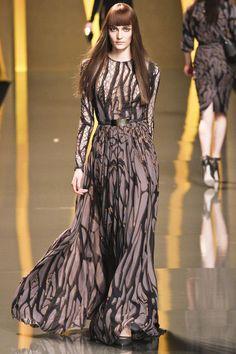 f5b4e268d0 Elie Saab Autumn Winter 2011 Ready-To-Wear. Ellie SaabHigh FashionLove ...