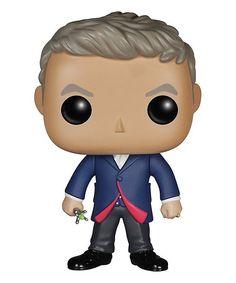 POP! TV Doctor Who: Twelfth Doctor Figurine