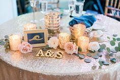 Sea Isle Wedding Florist : Sara & Adam at the Yacht Club of Sea Isle City — A Garden Party
