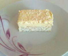 Raffaello szelet Vanilla Cake, Food, Essen, Meals, Yemek, Eten