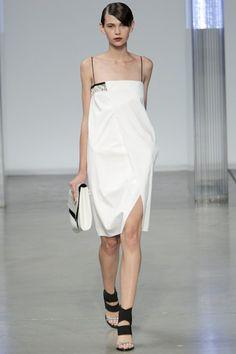 New York Fashion Week, SS '14, Helmut Lang